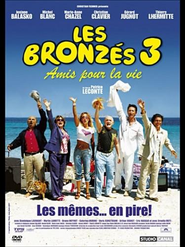 Affiche du film BRONZES (LES) 3 AMIS POUR LA VIE