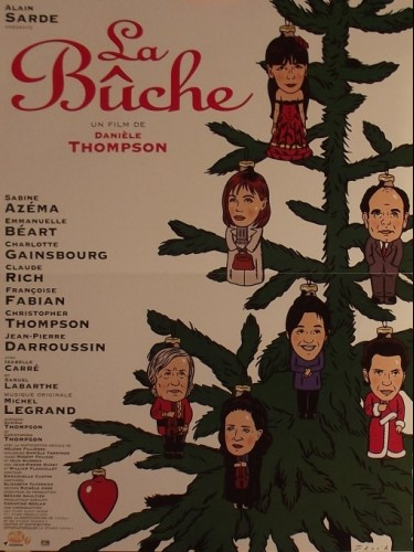 Affiche du film BUCHE (LA)