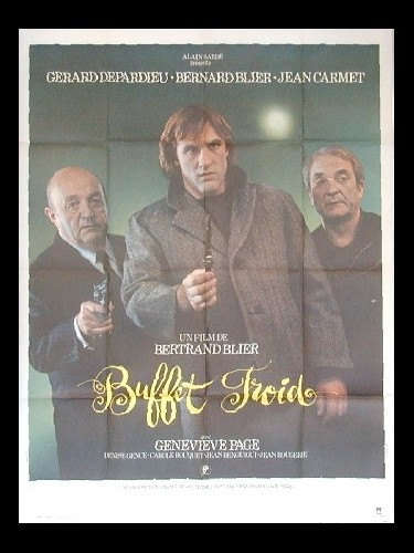 Affiche du film BUFFET FROID