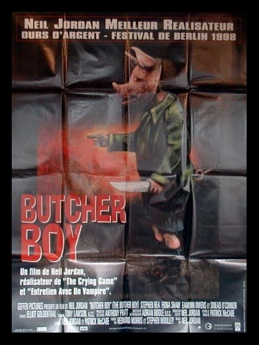 Affiche du film BUTCHER BOY