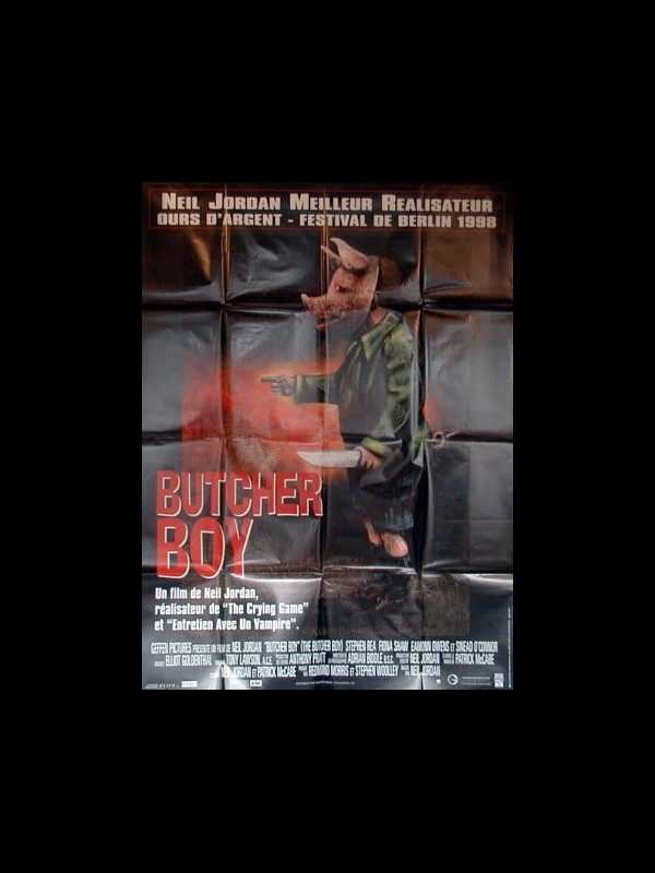 Affiche du film BUTCHER BOY
