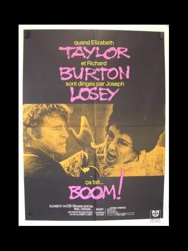 Affiche du film CA FAIT BOUM - BOUM