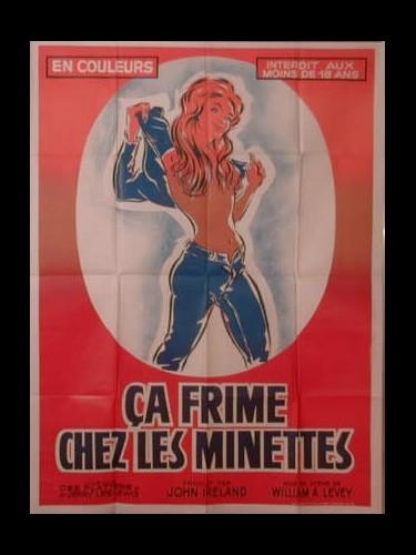Affiche du film CA FRIME CHEZ LES MINETTES