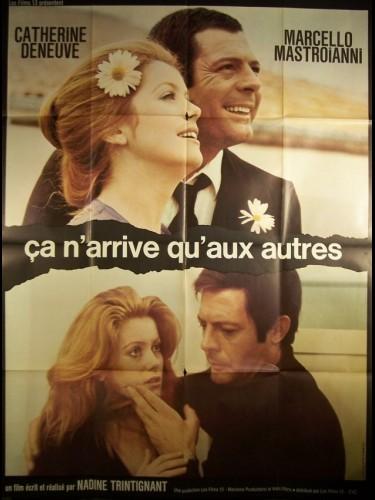 Affiche du film CA N'ARRIVE QU'AUX AUTRES
