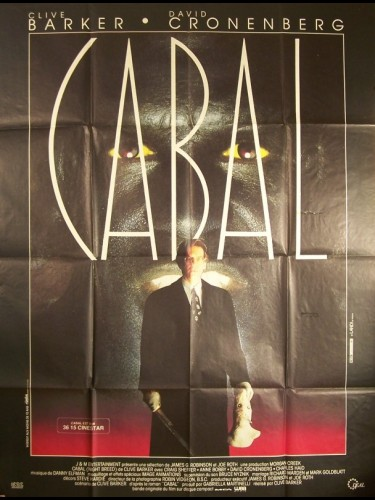 Affiche du film CABAL - NIGHTBREED