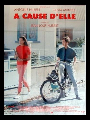 Affiche du film A CAUSE D'ELLE