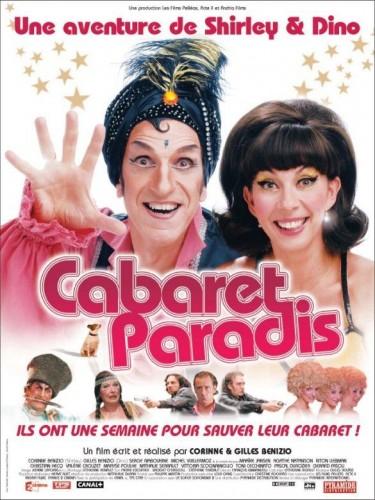 Affiche du film CABARET PARADIS