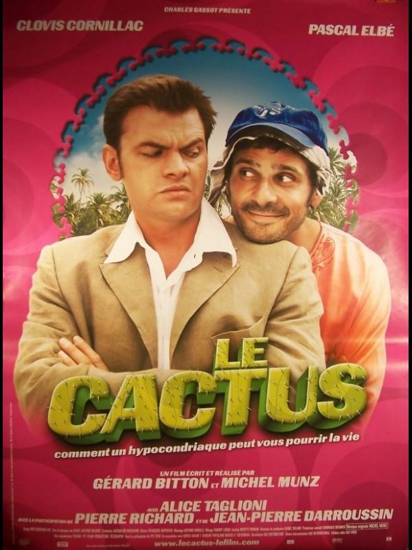 Affiche du film CACTUS (LE)