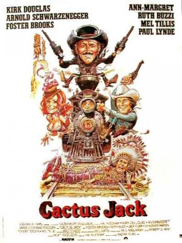 Affiche du film CACTUS JACK - THE VILAIN
