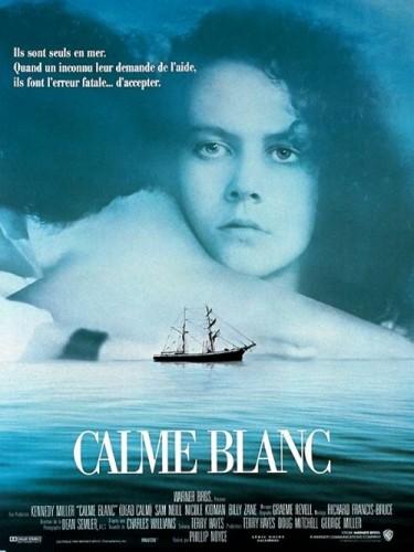 Affiche du film CALME BLANC - DEAD CALM
