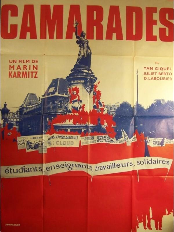 Affiche du film CAMARADES