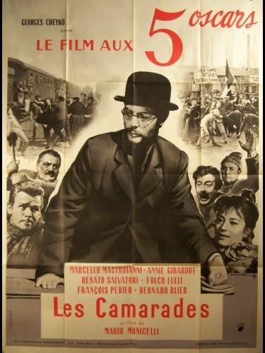 Affiche du film CAMARADES (LES) - I COMPAGNI