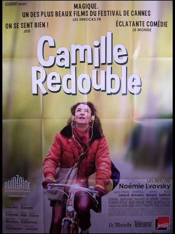 Affiche du film CAMILLE REDOUBLE