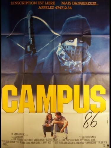 Affiche du film CAMPUS