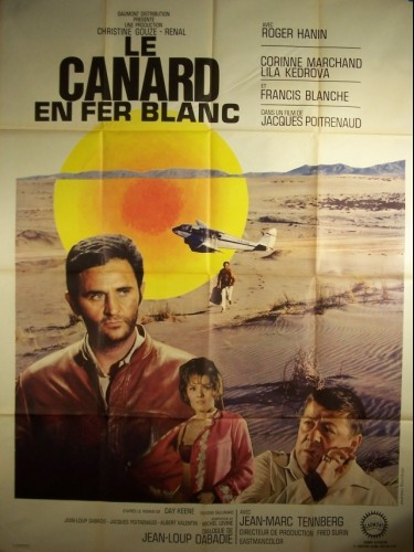 Affiche du film CANARD EN FER BLANC (LE)