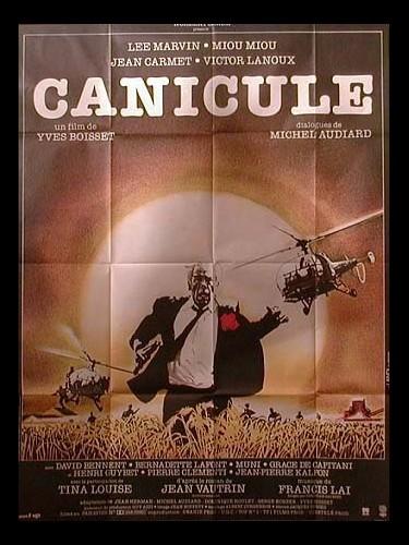 Affiche du film CANICULE