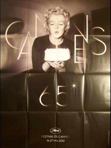 Affiche du film CANNES 2012