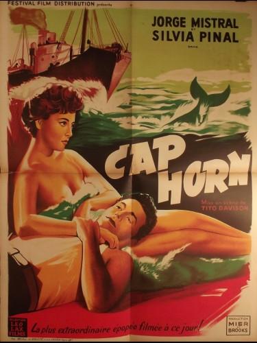 Affiche du film CAP HORN - CABO DE HORNOS