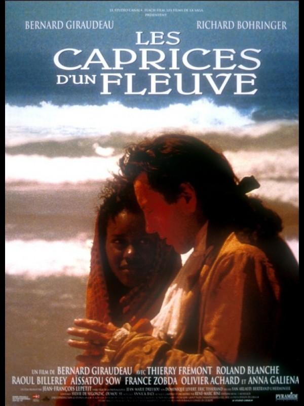 Affiche du film CAPRICES D'UN FLEUVE (LES)