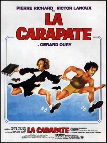 Affiche du film CARAPATE (LA)