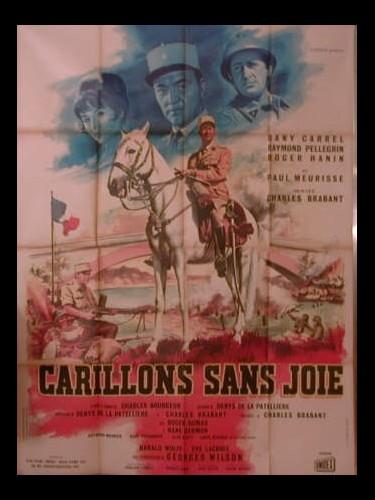 Affiche du film CARILLONS SANS JOIE