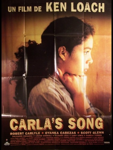 Affiche du film CARLA'S SONG