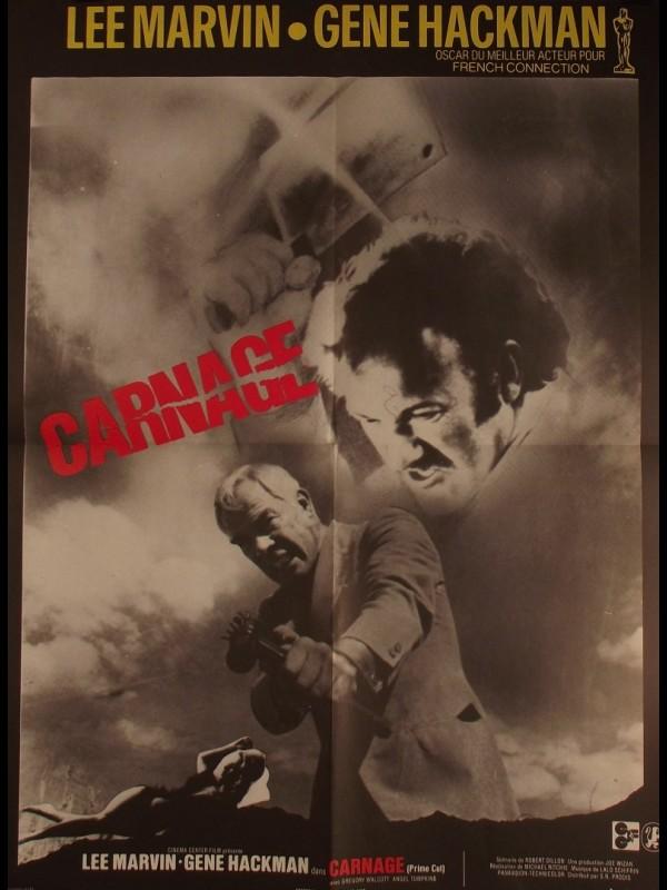 Affiche du film CARNAGE - PRIME CUT