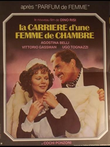 Affiche du film CARRIERE D'UNE FEMME DE CHAMBRE (LA) - TELEFONI BIANCHI