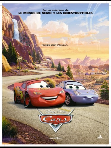 Affiche du film CARS - CARS