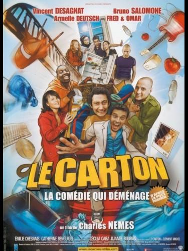 Affiche du film CARTON (LE)