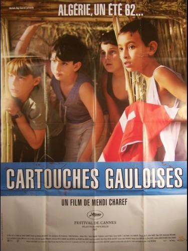 Affiche du film CARTOUCHES GAULOISES