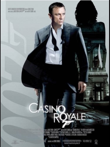 CASINO ROYALE (JAMES BOND) - CASINO ROYALE