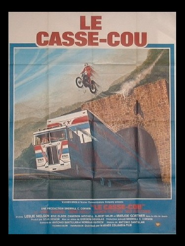 Affiche du film CASSE-COU (LE)