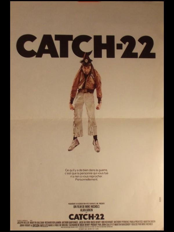 Affiche du film CATCH 22
