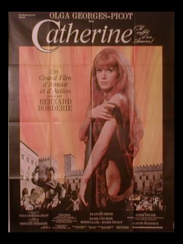 Affiche du film CATHERINE