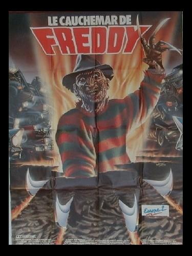 Affiche du film CAUCHEMAR DE FREDDY (4) (LE)