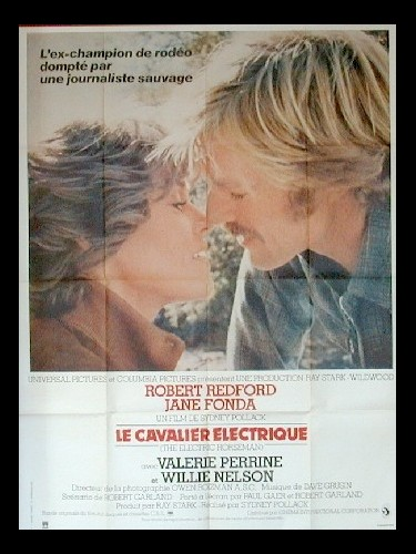 Affiche du film CAVALIER ELECTRIQUE (LE) - THE ELECTRIC HORSEMAN