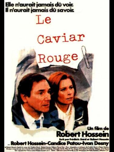 Affiche du film CAVIAR ROUGE (LE)