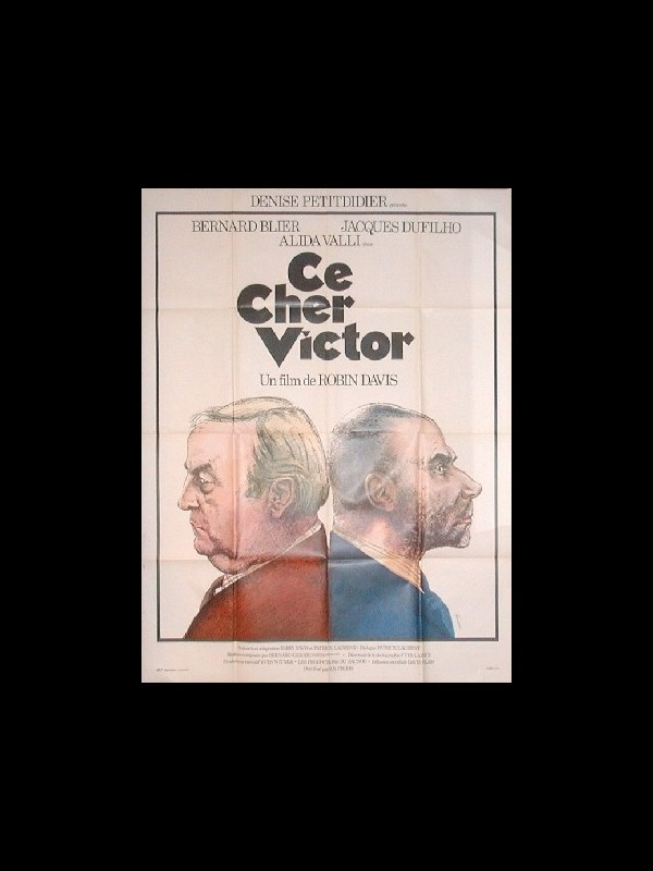 Affiche du film CE CHER VICTOR