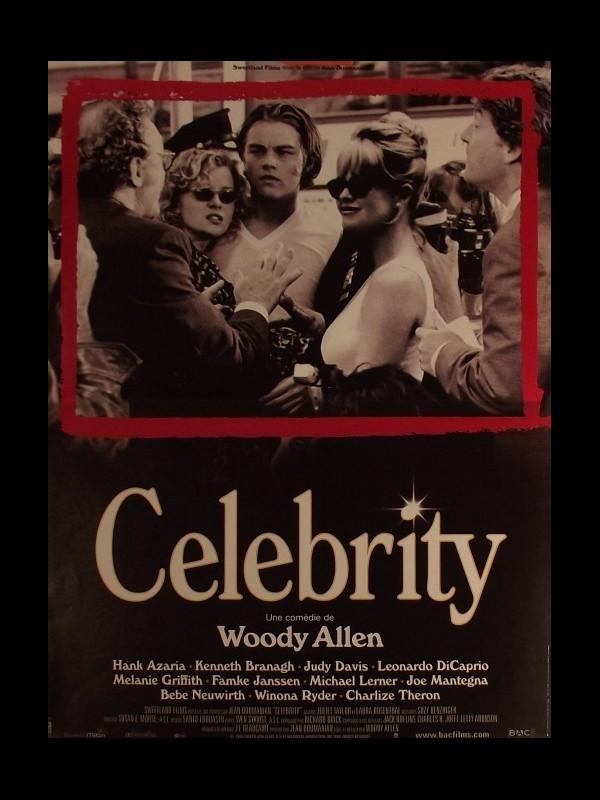 Affiche du film CELEBRITY