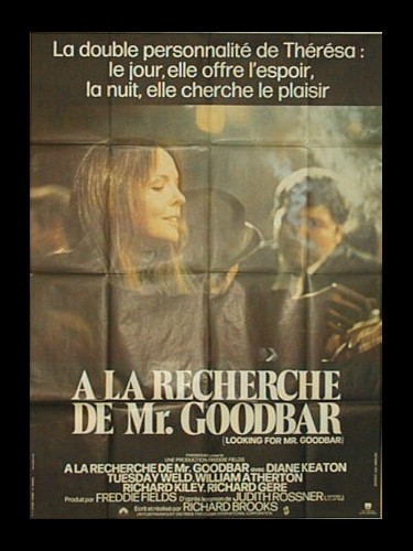 A LA RECHERCHE DE MR GOODBAR - LOOKING FOR MR GOODBAR