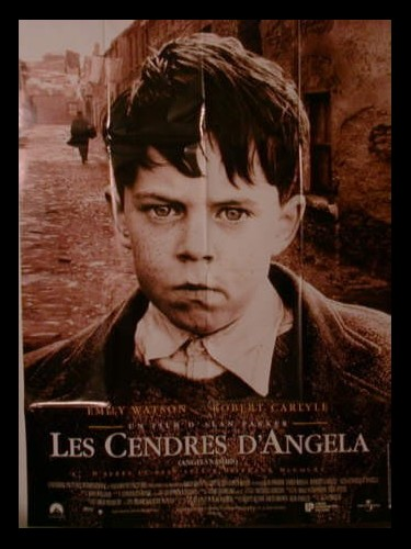 Affiche du film CENDRES D'ANGELA (LES) - ANGELA'S ASHES