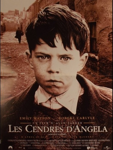 Affiche du film CENDRES D'ANGELA (LES) - ANGELA'S ASHES
