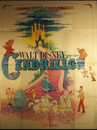 Affiche du film CENDRILLON