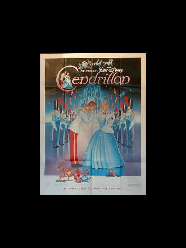 Affiche du film CENDRILLON - CINDERELLA