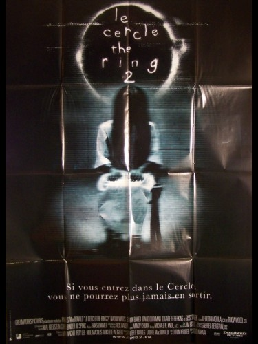 Affiche du film CERCLE (LE) 2 - THE RING TWO