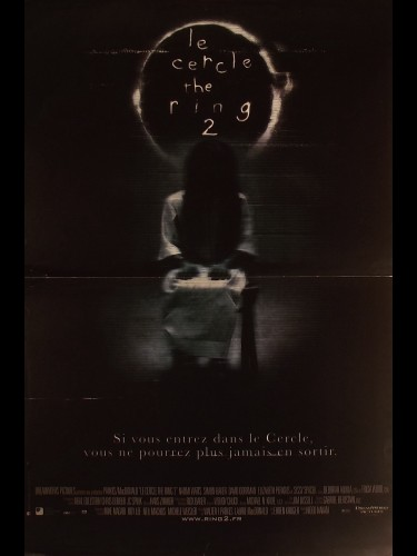Affiche du film CERCLE 2 (LE) - THE RING TWO