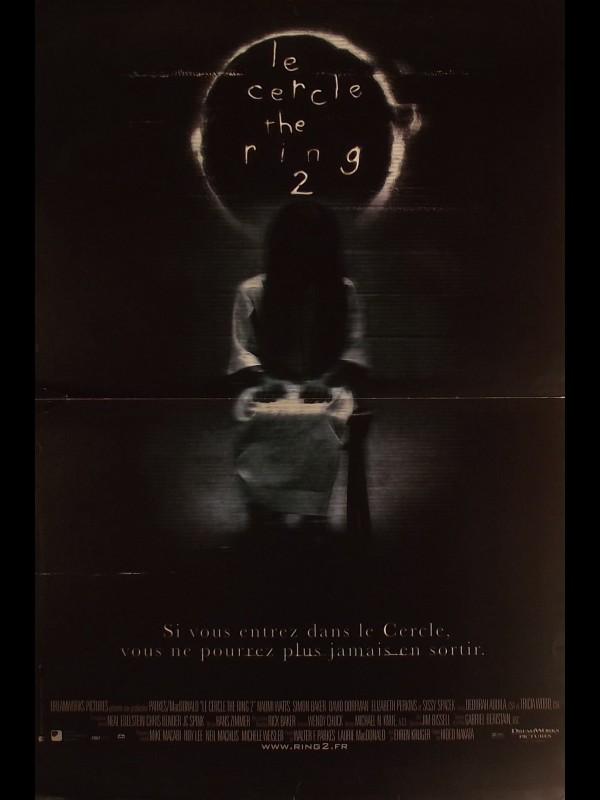 Affiche du film CERCLE 2 (LE) - THE RING TWO