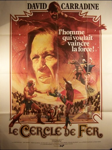 Affiche du film CERCLE DE FER (LE) - CIRCLE OF IRON