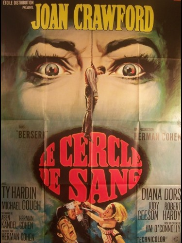 Affiche du film CERCLE DE SANG (LE)